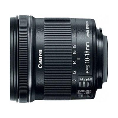 EF-S 10-18mm F4.5-5.6 IS STM Lens