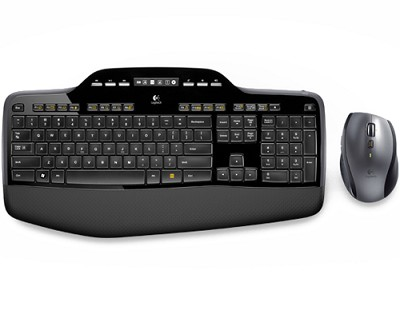 MK710 Wireless Desktop Keyboard & Mouse