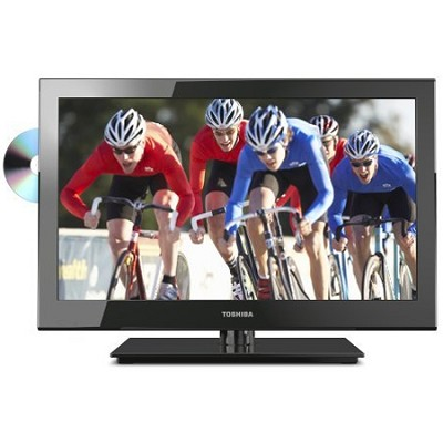 24` LED 1080p HDTV 60Hz Built-in DVD (24V4210U) - OPEN BOX