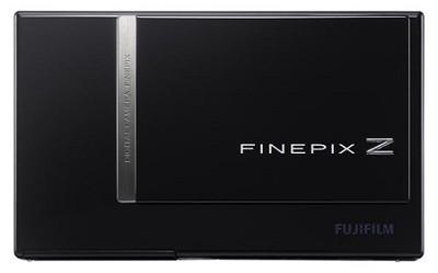 FINEPIX Z200fd 10 MP Digital Camera (Black)