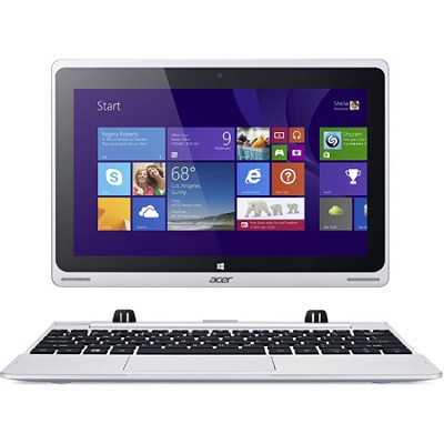 Aspire Switch 10 SW5-011-18R3 10.1`  Detachable 2 in 1 Touchscreen Laptop - 32GB