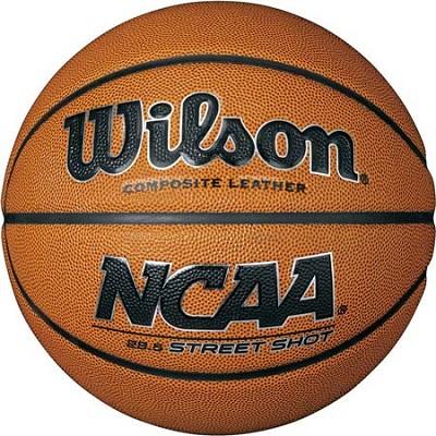 NCAA Street Shot 28.5` Basketball