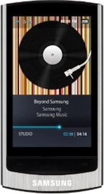 YP-R1JCS Silver 8GB 2.6` Touch Screen/Bluetooth/FM Tuner/Beat DJ - OPEN BOX