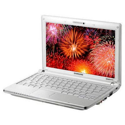 N120-12GW 10.1` Mini Notebook - White