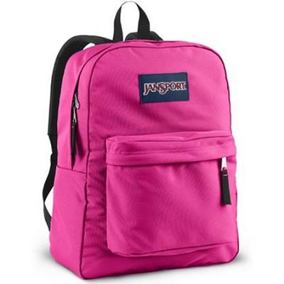 Superbreak Backpack - Fluorescent Pink (T501)