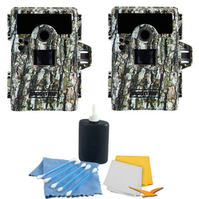 2-Pack M-990i 10MP No Glow Infrared Mini Game Camera
