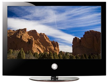 42LGX- 42` High-definition 1080p LCD TV
