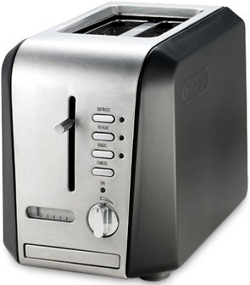CTH2003B - 2-Slice Metal Toaster