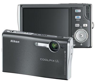 Coolpix S7c 7.1MP Digital Camera