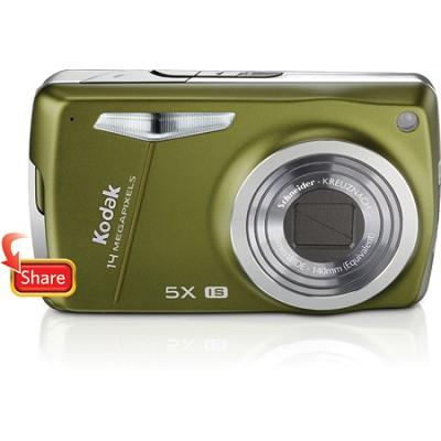 EasyShare M575 14MP 3.0` LCD Digital Camera (Green)
