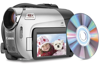 DC-330 DVD Camcorder with 48x Advanced  Zoom