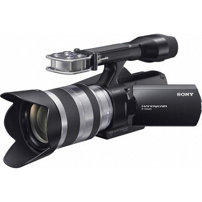 NEX-VG10 Full HD Interchangeable Lens Camcorder w/ 18-200mm E-Mount Lens