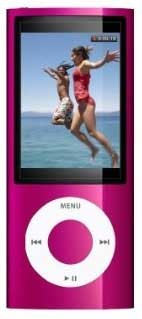 iPod nano 8 GB Pink (5th Generation)
