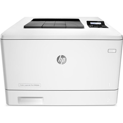 Laserjet Pro M452dn Color Printer (CF389A#BGJ) - OPEN BOX