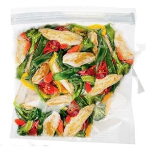 1-Gallon Zipper Food-Storage Bags (22 Count)