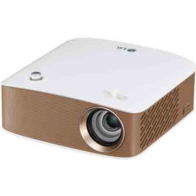 LED Projector w/ Bluetooth Sound, HDMI Input, Battery and Screen Share - PH150G