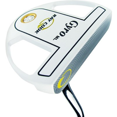 Gyro Mallet (ML) Putter 34`, Right Hand