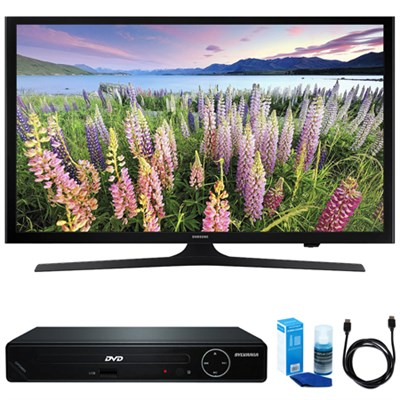 48-Inch Full HD 1080p LED HDTV w/ HDMI DVD Player Bundle