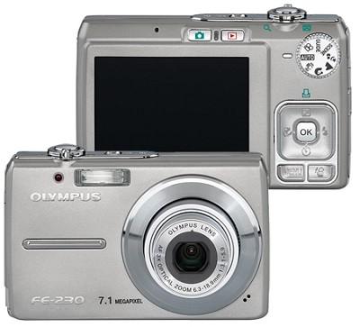 FE-230 Digital Camera