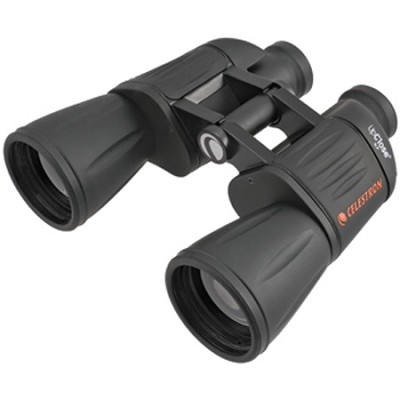 71303 - UpClose No Focus 10x50 Porro Binocular (Black)