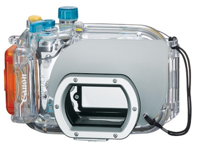 WP-DC8 Waterproof Case for A630 and A640 Digital Camera