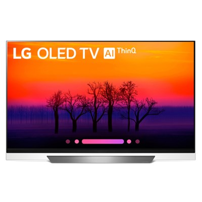 OLED55E8PUA 55` Class E8 OLED 4K HDR AI Smart TV (2018 Model)