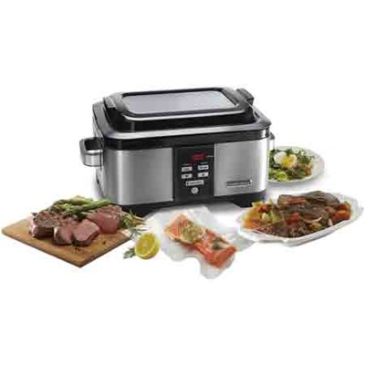 Professional Sous Vide and 6QT Slow Cooker (33970)