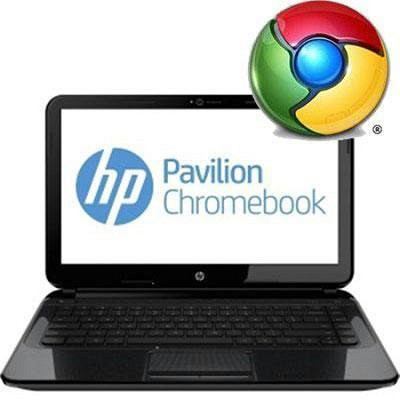 14-c015dx 14` LED Chromebook Intel - Celeron 847 - Refurbished