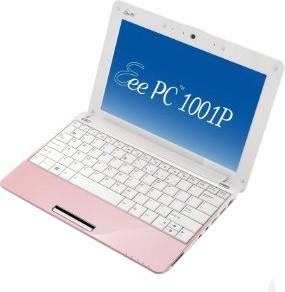 Eee PC 1001P-MU17-PI 10.1` Atom N450/160G HDD/1GB DDR2/Windows 7 Starter