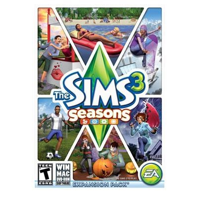 The Sims 3 Season LE PC