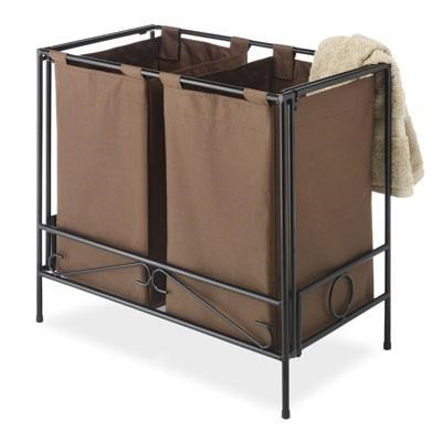 Folding Double Hamper Java
