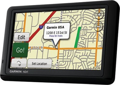 nuvi 1490T GPS Navigation System - REFURBISHED