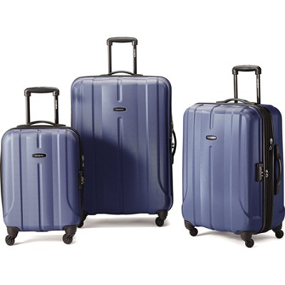 Fiero HS 3 Piece Luggage Nested Set - Blue