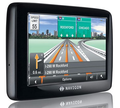 2100 Max 4.3-Inch Portable GPS Navigator