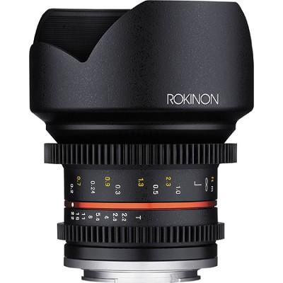 12mm T2.2 Cine Lens for Micro Four Thirds