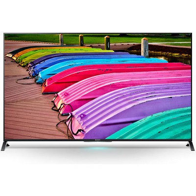 XBR65X850B - 65-Inch X850B 3D 4K Ultra HD Smart TV Motionflow XR 240