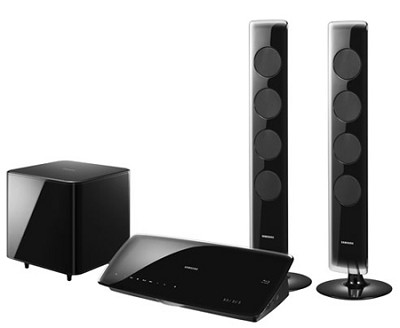 HT-BD7200 2.1 Channel Blu-ray Home Theater System - Open Box