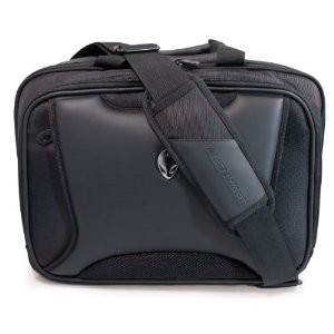 Alienware Orion M14x Messenger - Notebook carrying case - 14.1` - black