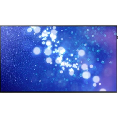 DM75E 75` 1080p Full HD LED Direct-Lit LCD Flat Panel Slim Commercial Display
