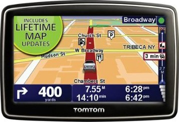 XXL 540M 5 inch Auto Nav Portable GPS Navigator