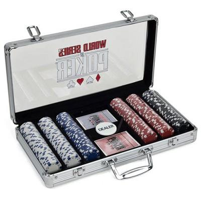 WSOP 300 Piece Casino Quality Poker Set