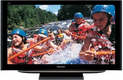 TH-50PZ85U - 50 in High-def 1080p Plasma TV - OPEN BOX