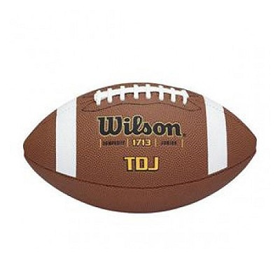 Junior Composite Leather Game Ball Football