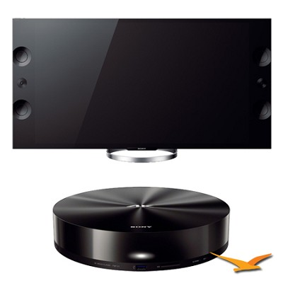 XBR-65X900A 65` 4K Ultra High Definition TV & 4K Ultra HD Media Player Bundle