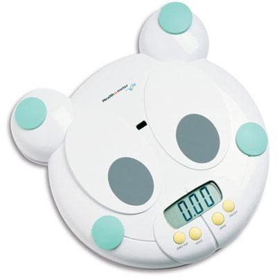 Grow With Me Baby Scale in White - HDC100KD-01