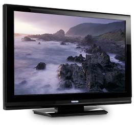 32AV502R - 32` High-definition LCD TV, Thin Bezel Gloss Black