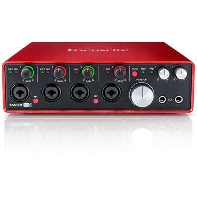 Scarlett 18i8 USB Audio Interface (2nd Generation)