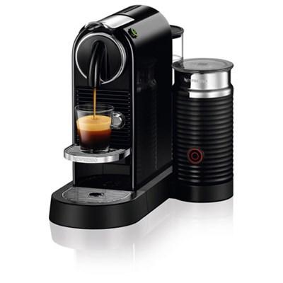 CitiZ & Milk Espresso Maker (Limousine Black) - OPEN BOX