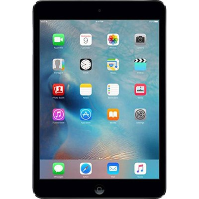 iPad Mini 2 with Retina Display(64GB,WiFi, Space Gray) (Certified Refurbished)