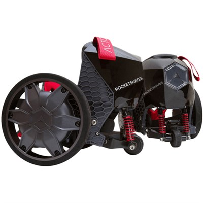R10 Electric RocketSkates - Black